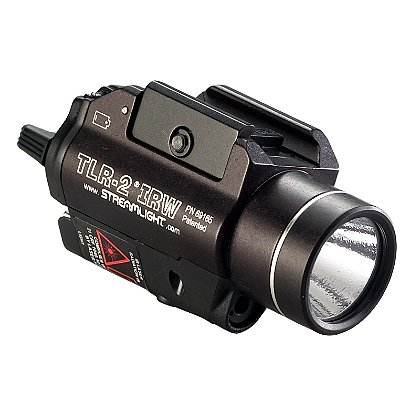 Streamlight: TLR-2 IRW Rail-Mounted C4 LED Weapon Light with Class I