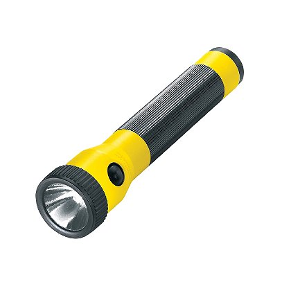 Streamlight: PolyStinger Rechargeable Xenon Flashlight, Ni-Cd Battery Stick, 90 Lumens, 7.34