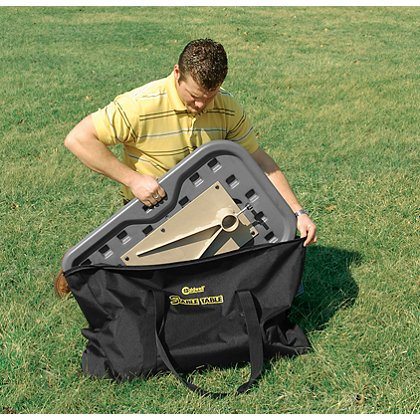 Caldwell: The Stable Table Carry Bag