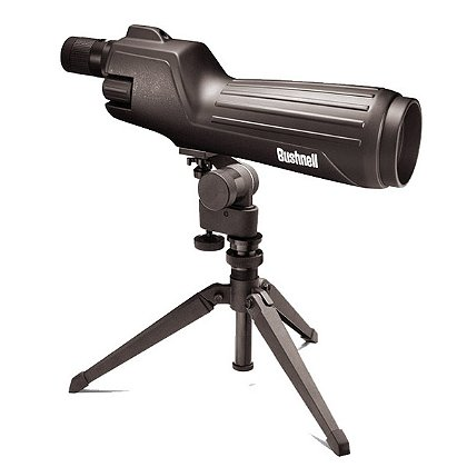 Bushnell Spacemaster Spotting Scope, 15-45X 60mm