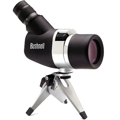 Bushnell Spacemaster Spotting Scope, 15-45X 50mm