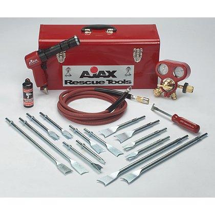 Ajax Rescue Tools 811-RK Heavy Duty Air Hammer Rescue Kit