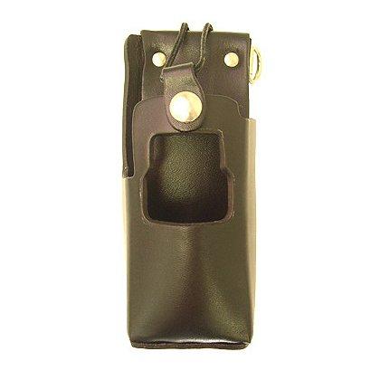 Leathersmith: Leather Radio Case Fits Ericsson/GE LPE w/Large Battery