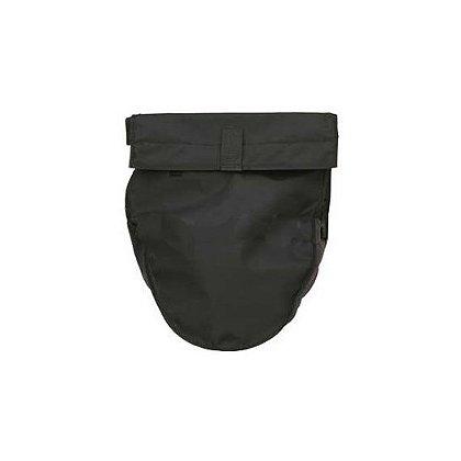 MSA: Black Nylon Carrying Bag for Gas Mask