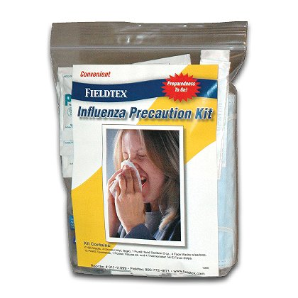 Fieldtex Influenza Precaution Kit