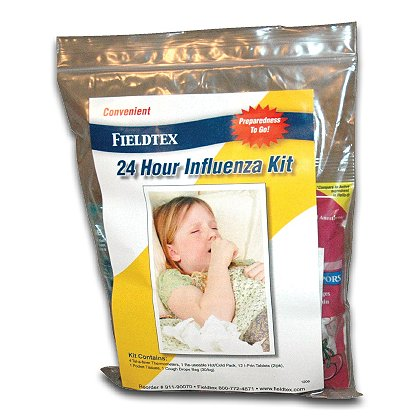 Fieldtex Twenty-Four Hour Influenza Kit