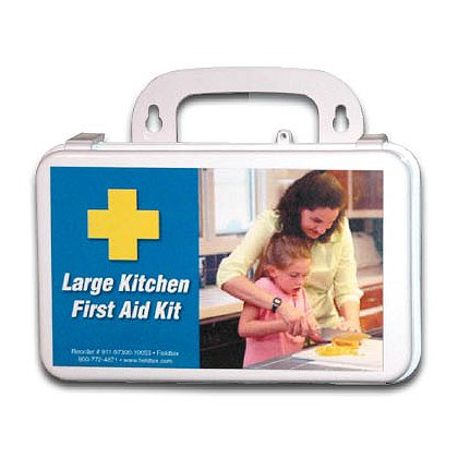 Fieldtex: Large Kitchen First Aid Kit
