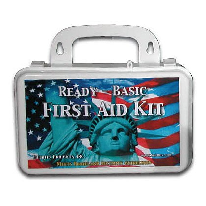 Fieldtex: Ready Basic First Aid Kit