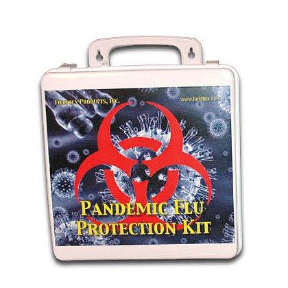 Fieldtex: One Person Pandemic Flu Kit - Complex