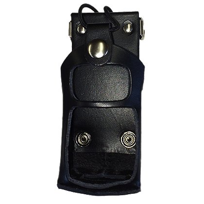Leathersmith: Custom Radio Case for the Bendix King KNG-P800