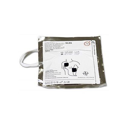 Cardiac Science: Adult Defibrillation Pads