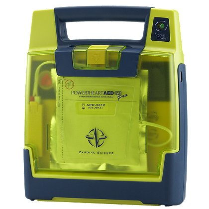 Cardiac Science: Powerheart Fully Automatic AED G3 Pro