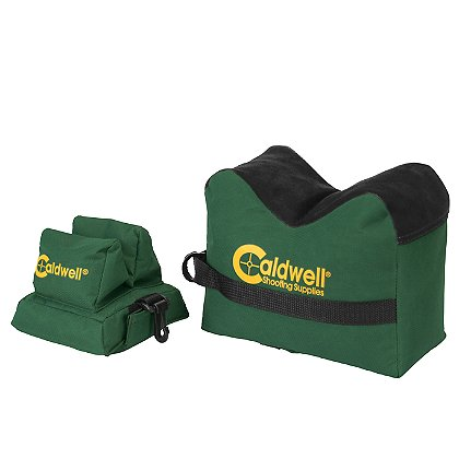 Caldwell: DeadShot Shooting Bags, Front and Rear Combo