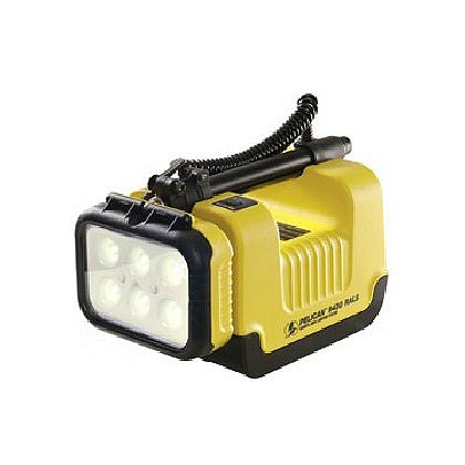 Pelican 9430 Remote Area LED Lighting System, 12v Rechargeable Battery, 3000 Lumens, 15.75