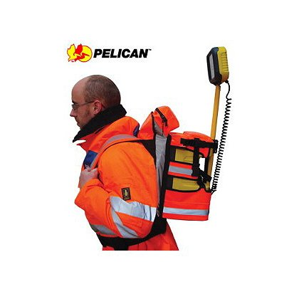 Pelican Tear-Off Backpack for 9430 Remote Area Lighting System