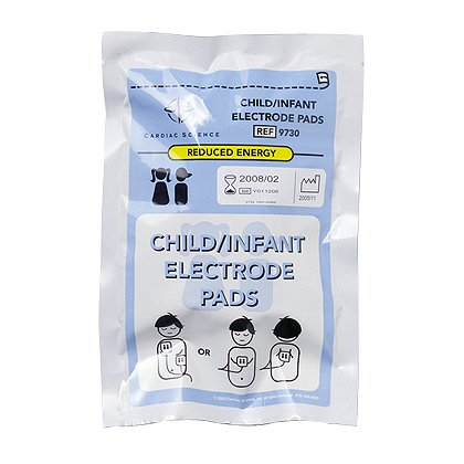 Cardiac Science: Pediatric Defibrillation Pads