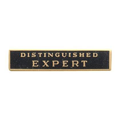 Blackinton: Distinguished Expert Enamel Marksmanship Bar