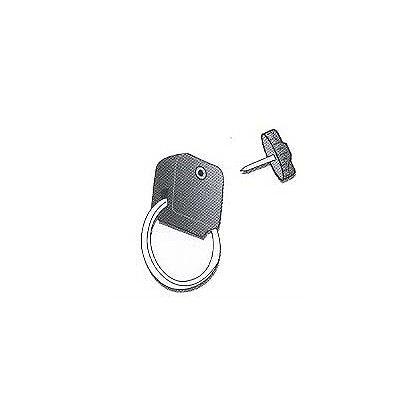 Gear Keeper Add-A-Clip Stainless Steel Split Ring