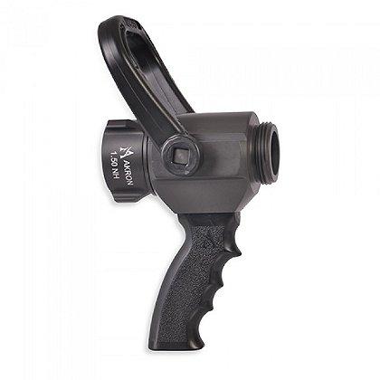 Akron Pistol Grip Ball Shutoff Valve, 1.5