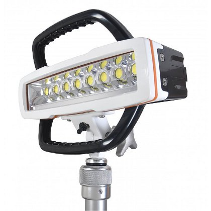 Akron: SceneStar 14000 Lumen LED Light Head, 12V DC