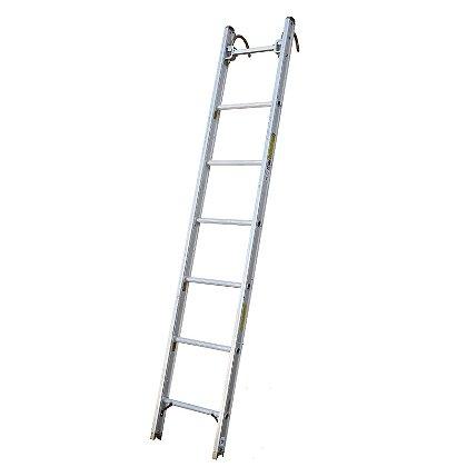 Alco-Lite Aluminum Roof Ladder, Pumper Style