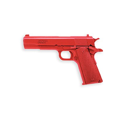 ASP: Red Training Gun Government .45