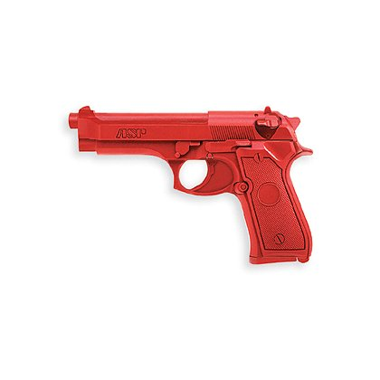 ASP: Red Training Gun Beretta