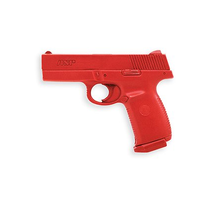 ASP: Red Training Gun Smith & Wesson