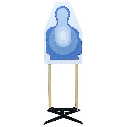 Action Target Practice Target Holder, Single Unit
