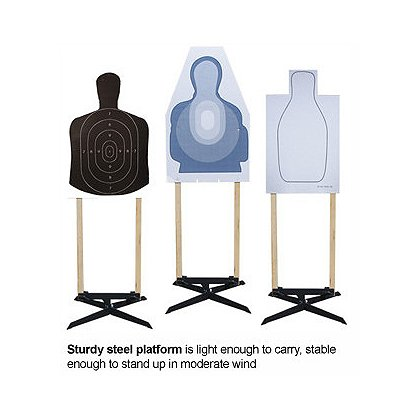 Action Target: Paper Target Stand