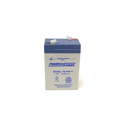 Energizer: Fire Vulcan Replacement Zero-Maintenance Battery, Rechargeable Sealed Lead Acid
