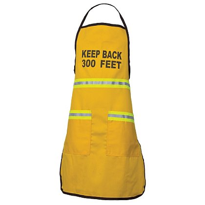 Crew Boss Firefighter's BBQ Apron