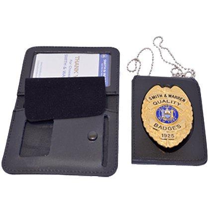 Smith & Warren: 4 in 1 Badge Case w/Single ID Window