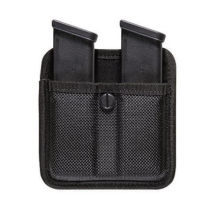 Bianchi 7320 AccuMold Triple Threat II Magazine Pouch, Black