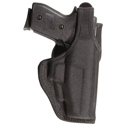 Bianchi Defender Mid-Ride Duty Holster with Jacket Slot Belt Loop