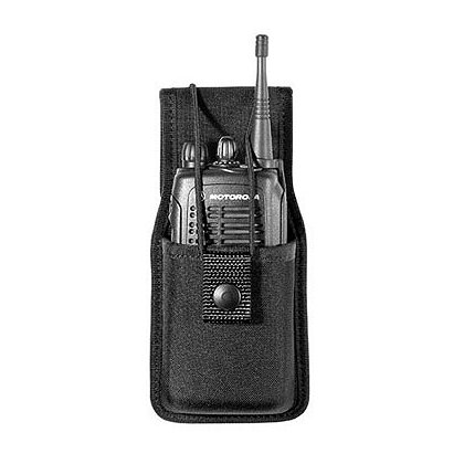 Bianchi 8014S PatrolTek Universal Radio Holder with Swivel, Black