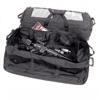 Blackhawk: A.L.E.R.T. Load Out Bag With Wheels, Black