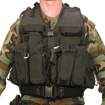 Blackhawk: D.O.A.V. Assault Vest System