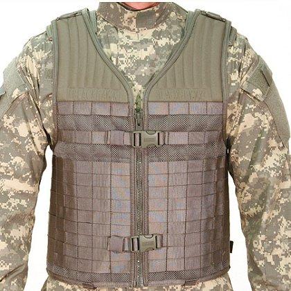 BlackHawk S.T.R.I.K.E. Elite Vest, Black