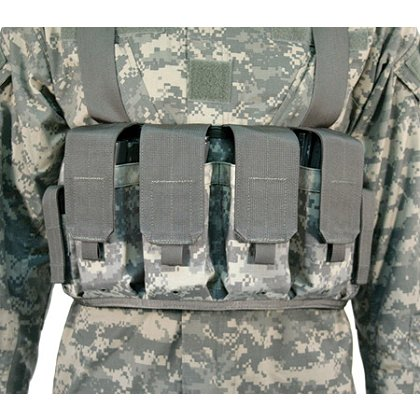 Blackhawk: Magazine Chest Pouches, M16/M4