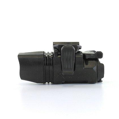 Blackhawk: Night-Ops Xiphos NT Weapon Mounted Light, 1 CR123A Battery, 180 Lumens