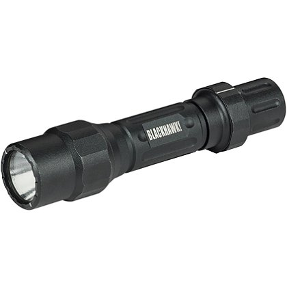BlackHawk Ally L-3V Black Compact Handheld Flashlight, 150 Lumens, 4
