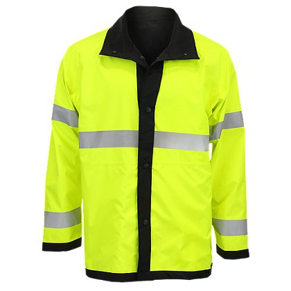 Blauer Reversible Rain Jacket