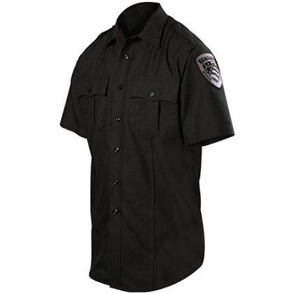 Blauer: Men's StreetGear Short Sleeve Cotton Blend Shirt, 2X-Large / Regular