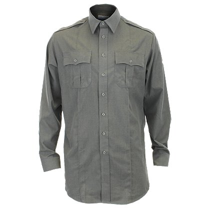 Blauer Class Act Long Sleeve Rayon Blend Shirt