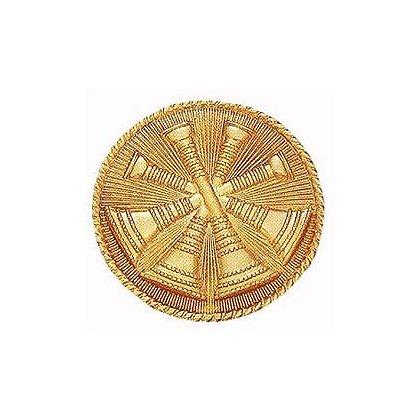 Smith & Warren Badges: Four Bugles (Deputy Chief) Medallion