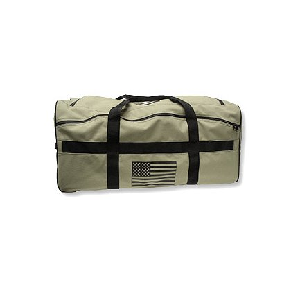 Avon Gear Bag, Jumbo, 3-Pocket, Desert Tan