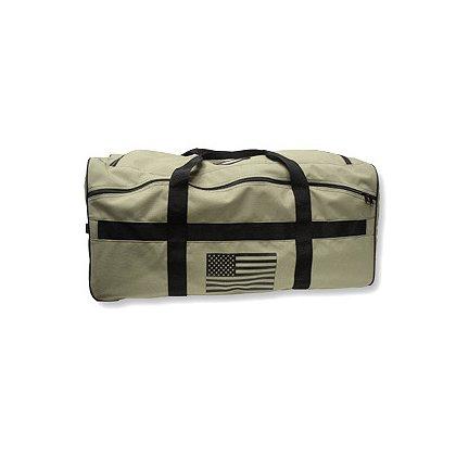 Avon Gear Bag, Jumbo, 3-Pocket, Desert Tan