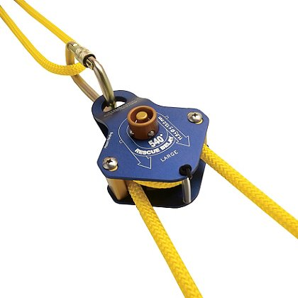 CMC: Traverse 540° Rescue Belay