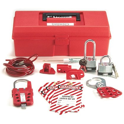 CMC Panduit Lockout / Tagout Kit